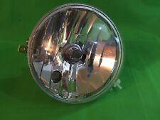 Vespa PX 125 150 200 Disc Halogen Headlight Unit - 1998 0n - with Bulbs & Holder