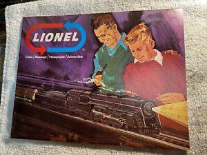 MINT LIONEL ORIGINAL VINTAGE 1966 ELECTRIC TOY TRAINS & MORES CATALOG 40-PAGES