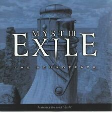 Myst III Exile Soundtrack Autographed by Jack Wall of Mass Effect & Call of Duty