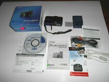 Canon PowerShot SX210 IS 14.1MP 14x Optical Zoom Lens Digital Camera ) Fast Ship