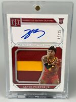 2019 National Treasures Collegiate Kevin Porter Jr RC Rookie AUTO Card #97 /25