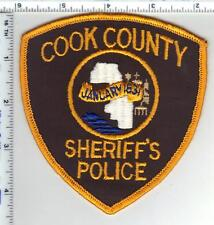 COOK COUNTY SHERIFF MINNESOTA SHOULDER PATCH