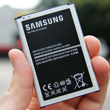 Original OEM Samsung Brand New Battery Bateria Galaxy Note 3 III N9000 9005 9008