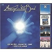 Average White Band - Feel No Fret/Volume 8/Shine/Cupid's in Fashion CD 2 DISC