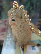 Soft Coated Wheaten ~ Key Chain ~ Great Gift Item