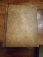 """""""Propositions sur la Doctrine d'Hippocrate.."""" 1923 #ed copy Rene Laennec thesis"""