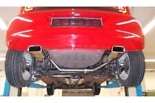 Seat Mii Anschlüsse Abgasanlage Duplex FOX 145x65