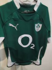 Ireland 2010-2011 Home Rugby Union National Shirt adult small (39682)
