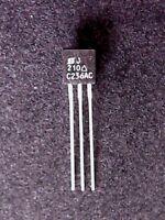 J210 Siliconix JFET Transistor - Genuine J210  (TO-92)