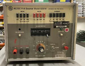 RFL 828 AC DC Calibrator Clarke Hess