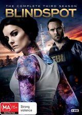 BLINDSPOT : Season 3 : NEW DVD