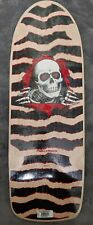 Powell Peralta Ripper Reissue Deck Natural 10x30 - W/Grip & Hardware