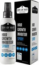 Men and Women Natural Hair Growth Inhibitor Spray -Stop Hair  Growth Naturally