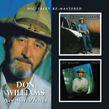 Don Williams - TRACES, NEW MOVES [CD]