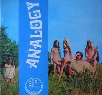 ANALOGY analogy (1972) Reissue LP NEU NEW