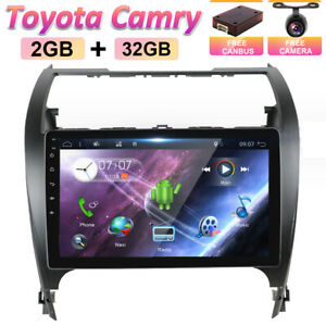 """10.1"""" Car Stereo For Toyota Camry 2012~2017 Android 10 GPS Head unit Navigation"""