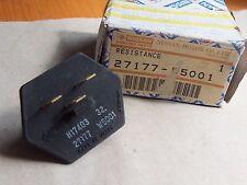 New Genuine Nissan Patrol 160 79-83 12V resistor front  27177-W50001  N25B