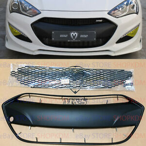 [US SHIP] M&S ABS Radiator Grille for Hyundai Genesis Coupe BK2 2013~2016