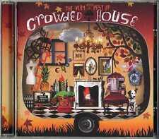 "CROWDED HOUSE ""TheVeryVeryBestOf"" 2010 19Trk CD *NeilFinn *TimFinn *SplitEnz"