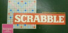 SCRABBLE Boardgame SPEAR Complete NL