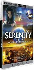 Serenity UMD For PSP Brand New 7E