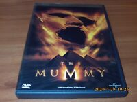 The Mummy (DVD, 1999, Full Frame Collectors Edition)