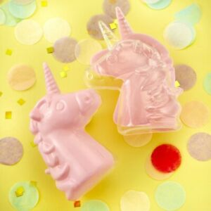 60 Fillable Pink Unicorn Box Baby Shower Birthday Party Favors