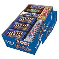 Mars Chocolate Variety Bag 30 + 6 Free Bars (63.5 oz.)