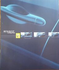 Prospekt / brochure DOCUMENTATION RENAULT LAGUNA - 07/2002 - NEUVE