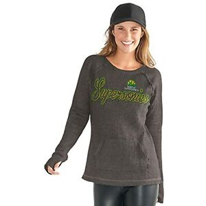 GIII For Her NBA Seattle Supersonics Adult Women Off Season Pull Over