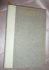 Song of Songs-1896. The first book printed by Roycroft Press.