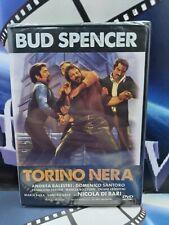 Torino Nera (1972) - Bud Spencer ..Dvd ...NUOVO