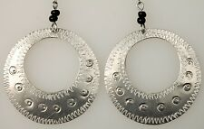 Kenyan Recycled Aluminum Can Earrings Fair Trade Crossroads Send Girls to School