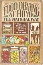 Food Drying At Home the Natural Way