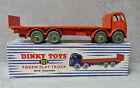 Dinky Toys 903 Foden Flat Truck Orange Near Mint Boxed Original Rare