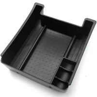 2X(Armrest Secondary Storage Box Glove Pallet Center Console Tray OrganizerO1J6)