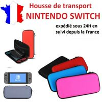 Housse de protection / sac de transport pour nintendo switch - coque case étui
