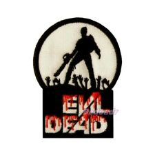 The Evil Dead 3 Embroidered Patch Horror Movie Army of Darkness Ash Williams