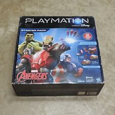 New Playmation Marvel Avengers Starter Pack Repulsor Discontinued