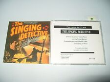 The Singing Detective BBC TV Serial Dennis Potter cd 1987 Ex Condition