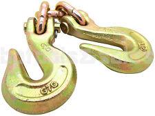 6 Ton Mo Clamp Double Grab Hooks Chain Joint Chain Shortener Autobody Repair