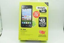 12 UNITS - ZTE Zephyr ZE 752CP Android Smartphone  - Straight Talk - READ DESC