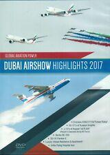 Dubai Airshow Highlights 2017 DVD
