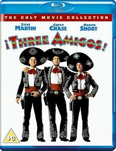 Three Amigos    (Blu Ray)    New!