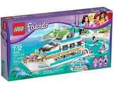 LEGO® Friends 41015 Yacht NEU _Dolphin Cruiser NEW _Le Yacht nouveau nuevo nuovo