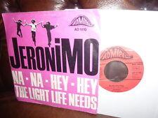 Jeronimo Na Na Hey Hey The Light Life Needs Progressive Kraut Admiral AD 1110