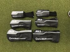 TaylorMade Golf 2017 M1 & M2 Driver Fairway Hybrid / Rescue Head Covers