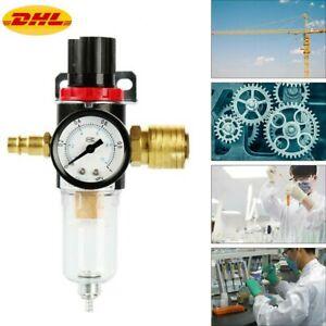 Druckluft Wartungseinheit Druckminderer Wasserabscheider Für Kompressor Filter