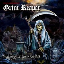 Grim Reaper WALKING IN THE SHADOWS Limited GATEFOLD New Colored Vinyl 2 LP