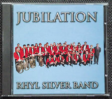 CD Jubilation by Rhyl Silver Band (selling for fund raising for the band)